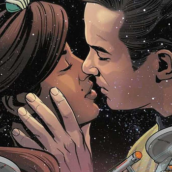 "REVIEW: Star Trek Year Five Valentine's Day Special -- ""One Rarely Gets A Chance To Meet Their Match"""