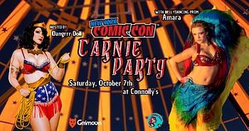 new york comic con parties