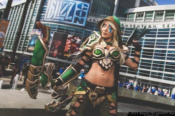 Cosplay at BlizzCon 2017