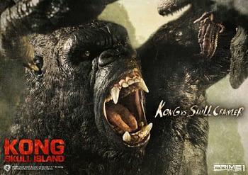King Kong Prime 1 Studio Statue 9