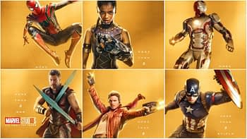 Marvel More Than A Poster Collage