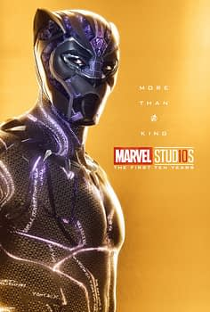 Marvel Studios More Than A Hero Poster Series Black Panther