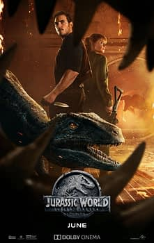 jurassic world fallen kingdom poster 1