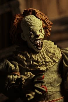 NECA Well House IT Pennywise Figure 2