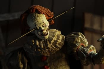 NECA Well House IT Pennywise Figure 4