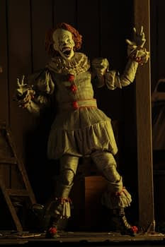 NECA Well House IT Pennywise Figure 8