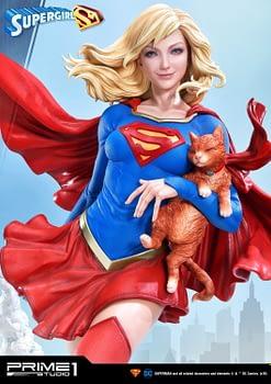 DC Comics Prime 1 Studio Supergirl Statue 2
