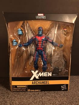 Marvel Legends Archangel 1