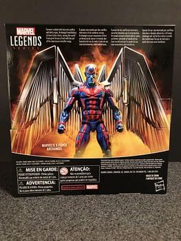 Marvel Legends Archangel 2