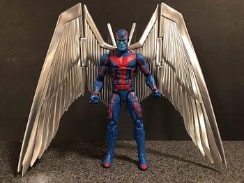 Marvel Legends Archangel 5