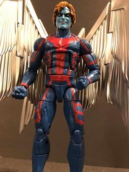 Marvel Legends Archangel 9