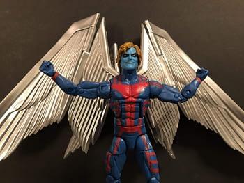 Marvel Legends Archangel 10
