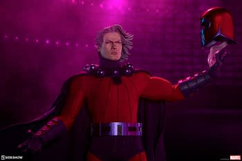 Sideshow Collectibles Magneto Sixth Scale Figure 3
