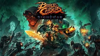 Battle Chasers: Nightwar // Mobile Edition Teaser