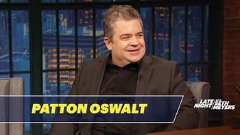 Patton Oswalt Teases His Upcoming Marvel Project