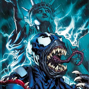 Captain America: Steve Rogers 1 Raney Venomized Variant