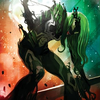 Gamora 4 Hans Venomized Variant