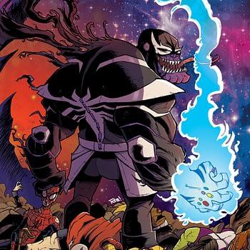 Thanos 5 Guillory Venomized Variant