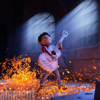 Coco (2017) Miguel (voiced by Anthony Gonzalez)