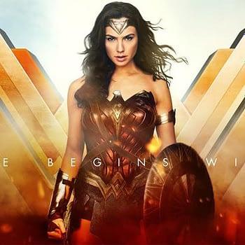 wonder woman Comic Book Movies 2017