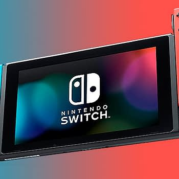 Nintendo Switch Red Blue