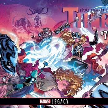 The Mighty Thor #700 Cover