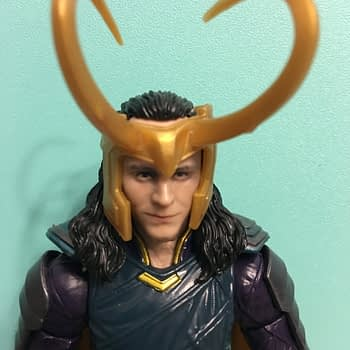 Thor Ragnarok Marvel Legends Loki 2