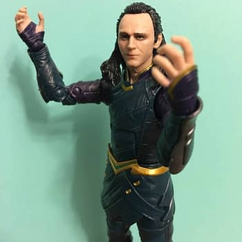 Thor Ragnarok Marvel Legends Loki 5