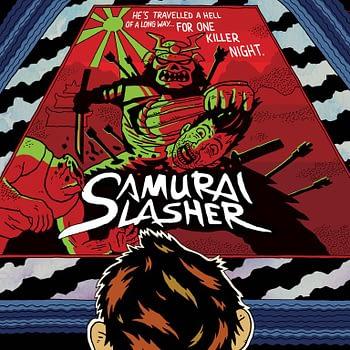 Samurai Slasher: Late Fees