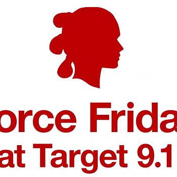 Target Force Friday Logo