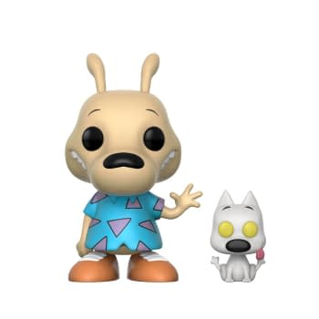 Funko Nickelodeon Rocco Pop