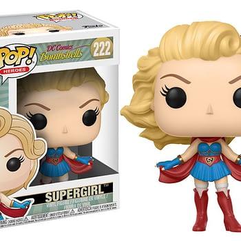 Funko DC Bombshells Supergirl Pop