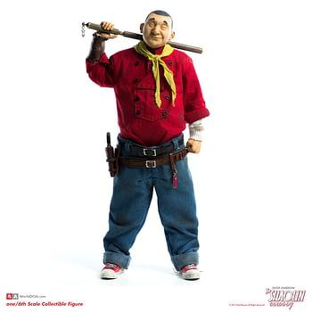 Shaolin Cowboy 3