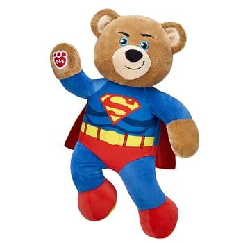Superman Build A Bear