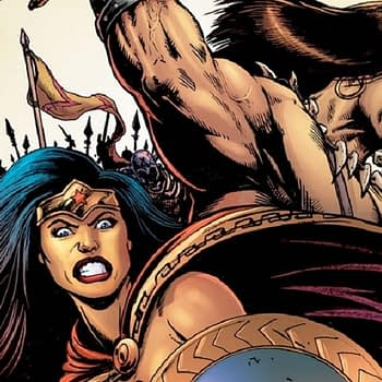 Wonder Woman And Conan