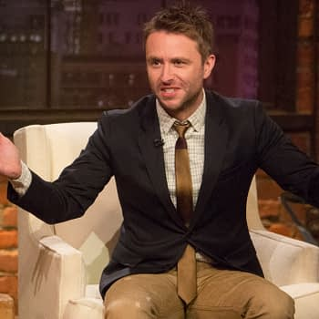 Chris Hardwick of Talking Dead