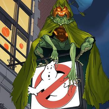 ghostbusters comic