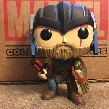 Thor Ragnarok Collectors Corps Box 3 Marvel Collectors