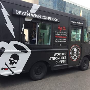 Nerd Food: Death Wish Coffee, For Hardcore Coffee Fans