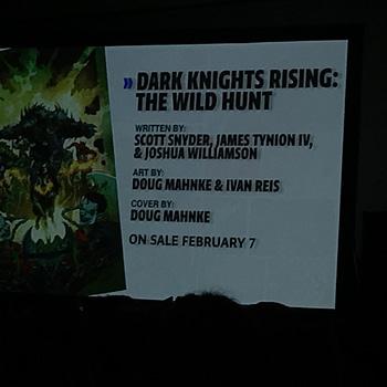 Dark Knights Rising