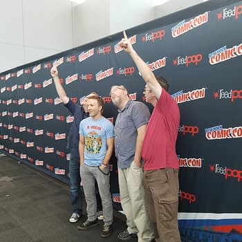Robot Chicken Crew at NYCC 2017