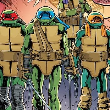 TMNT #75 cover by Cory Smith and Ronda Pattison