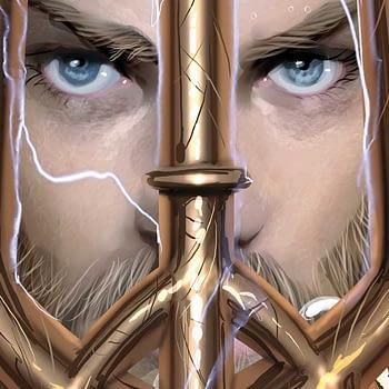Aquaman #30 cover by Stepjan Sejic