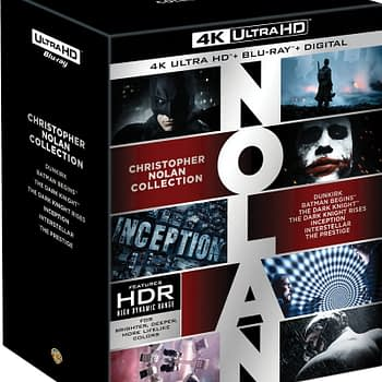 Christopher Nolan Films 4k