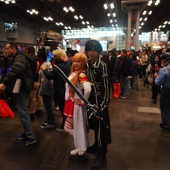 Over 70 Cosplay Shots From Anime NYC In New York City (Hence