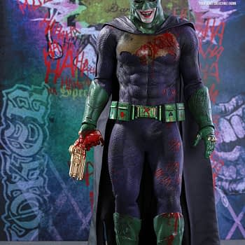 jared leto batsuit joker