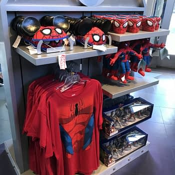 disney world marvel