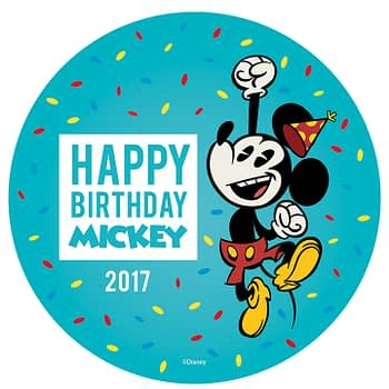 mickey's birthday