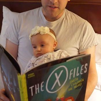 geeky parenting