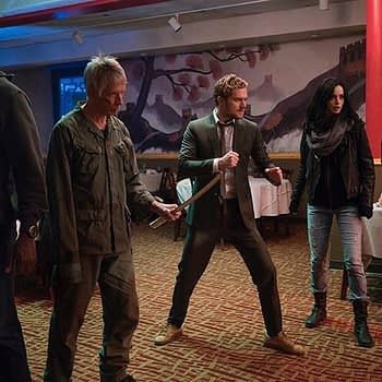 Defenders Avengers